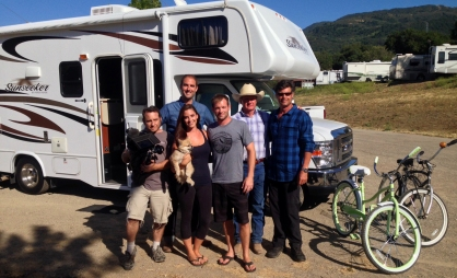 Thousand Trails Designing Spaces RV