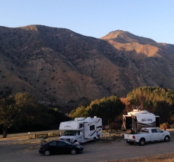 RV Mountain View