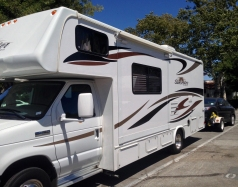 rv parking in solvang