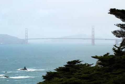 Golden Gate Land End Park