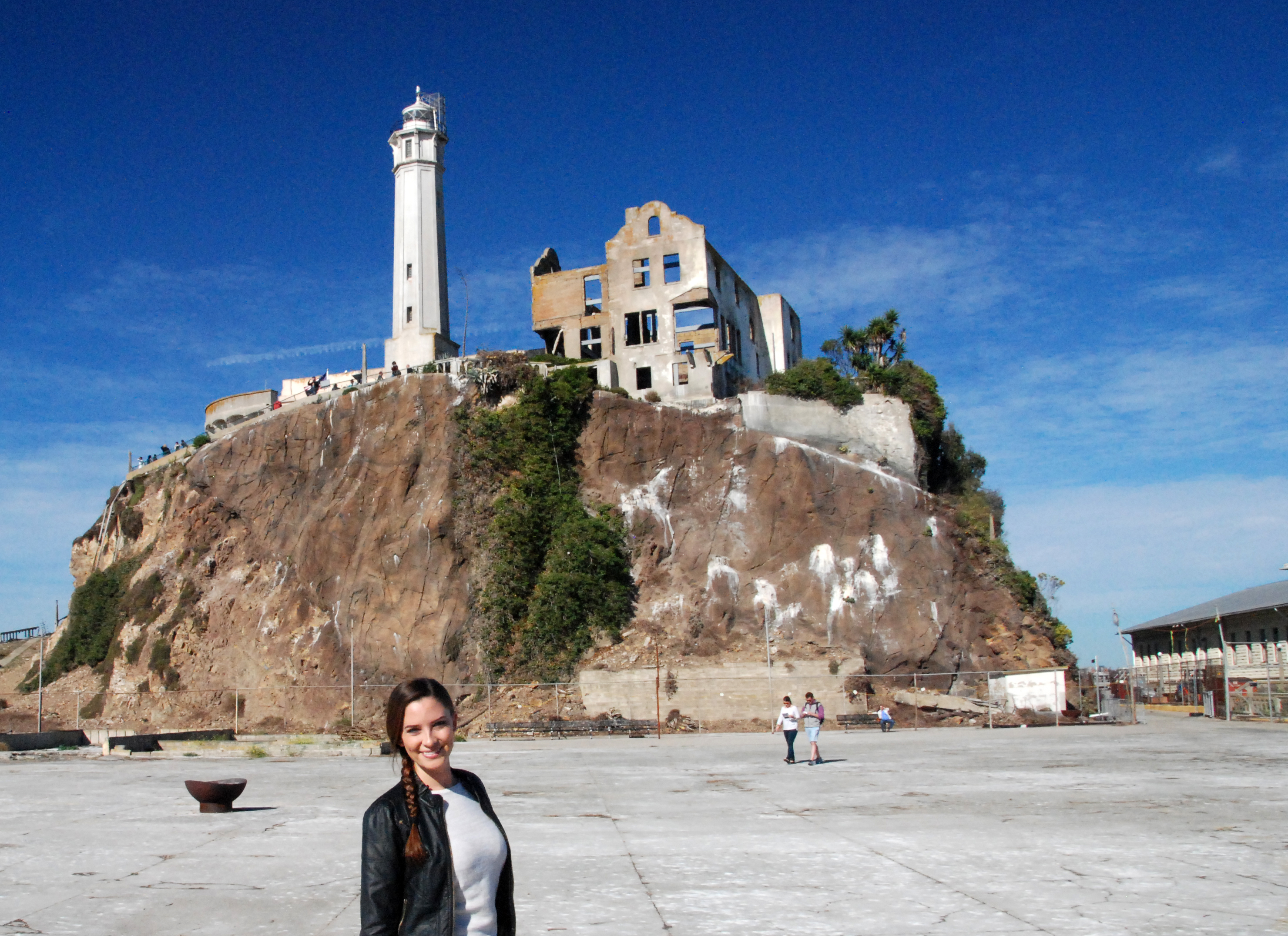 Alcatraz Self Guided Tour