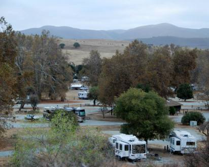 Rv Resort Review Thousand Trails San Benito Shore Looks