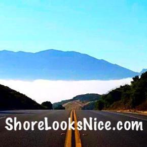 shore looks nice