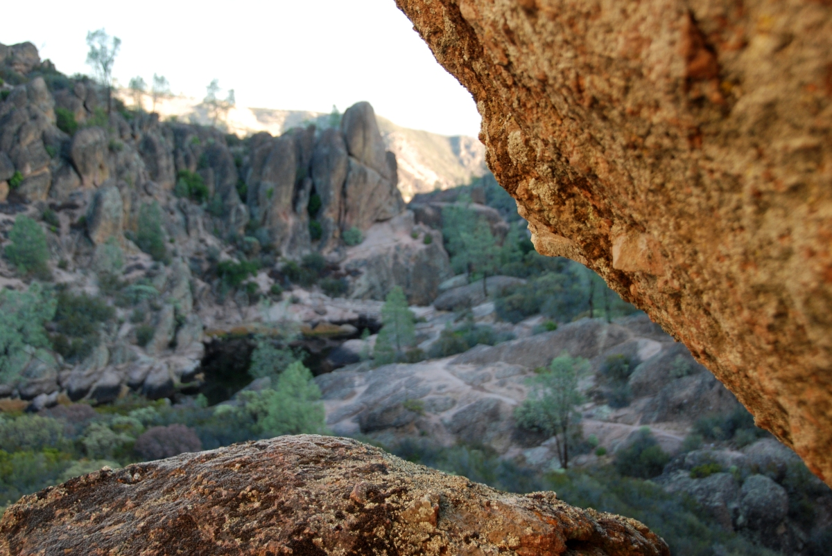 Pinnacles National Park: Bat Caves & Vistas