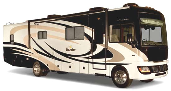 What Are The Different Types Of Rvs Optimum Rv Blog