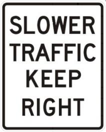 slower-traffic