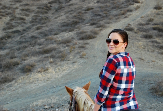 48 We recently went horseback riding on an RV Trip. Have you been.
