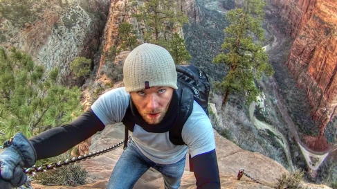 Bucket List Hike, Angel's Landing