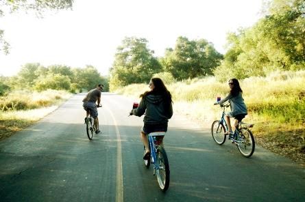 biking rving