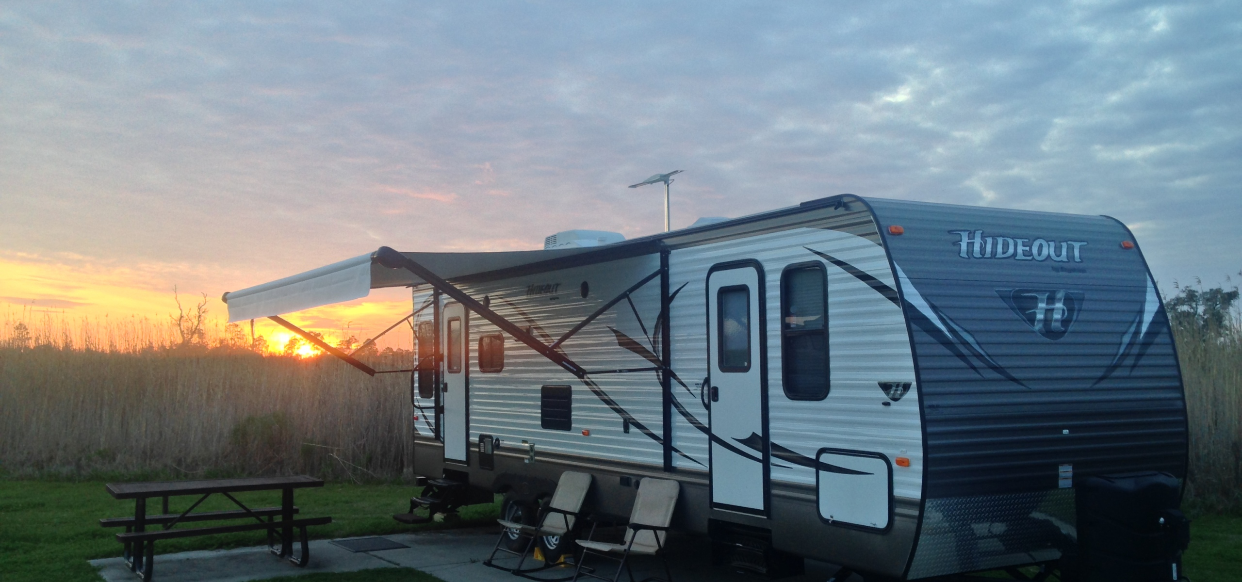 Travel Trailers are a perfect way to see new places