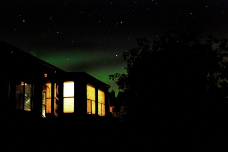 northern lights photography minnesota