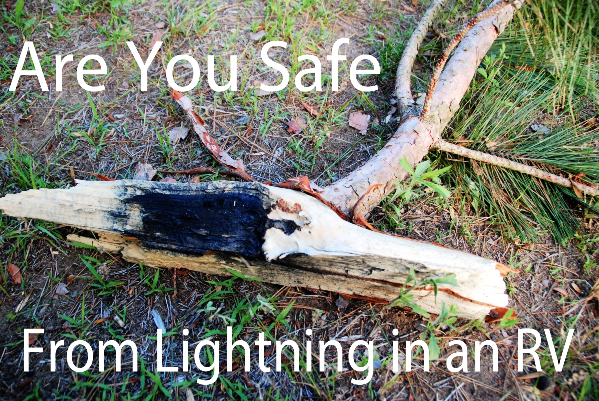 Am I Safe from Lightning in my RV?