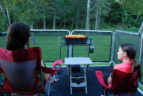 rv food tips camping