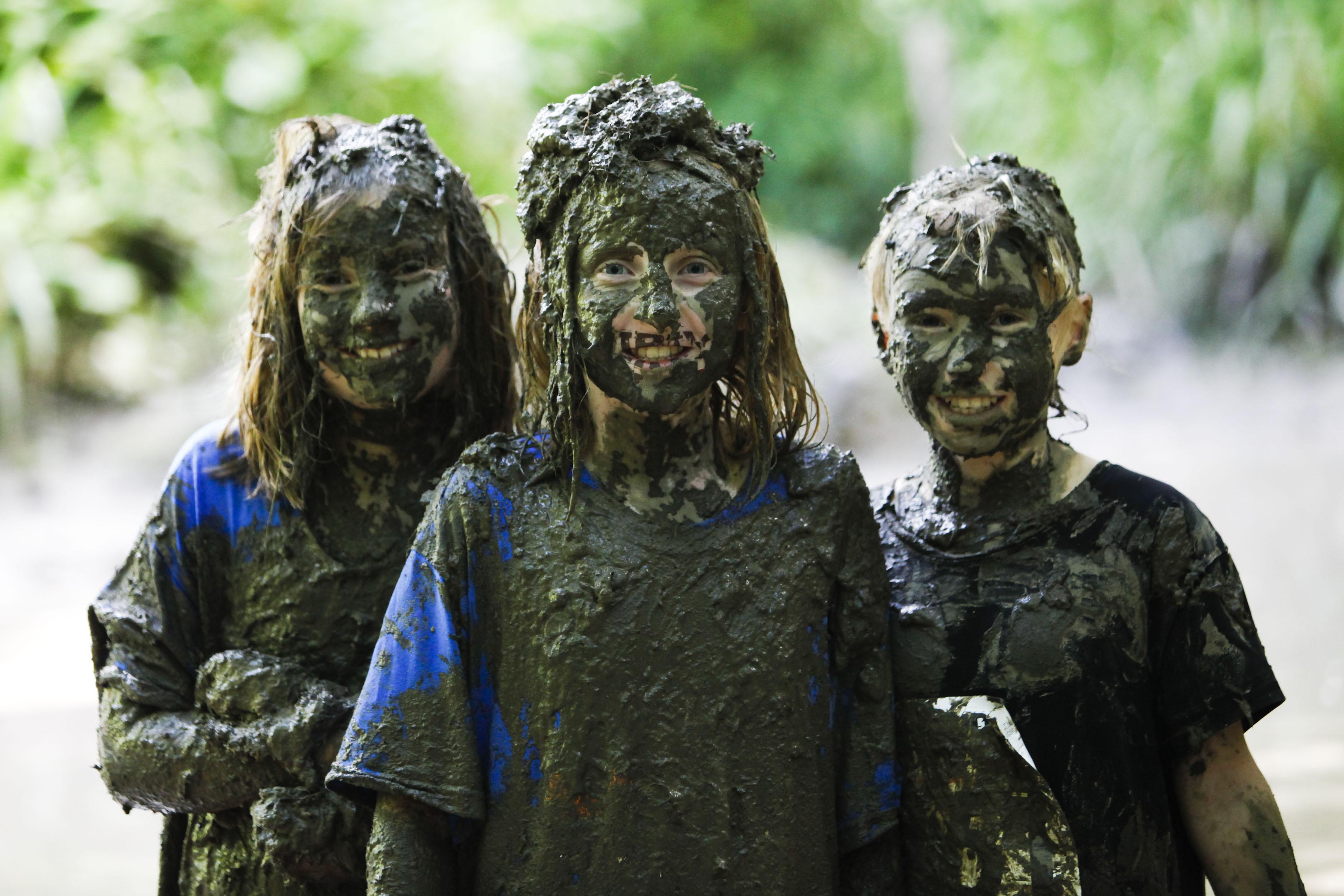 muddy junior girls
