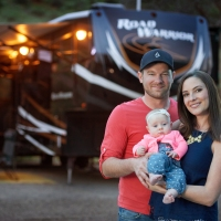 How to RV Full Time with a Baby