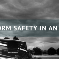 Storm Safety in an RV