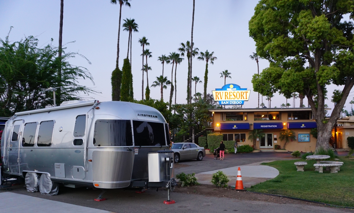 San Diego RV Resort Review