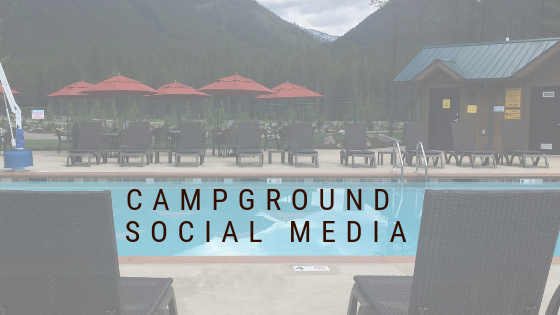 campground social media
